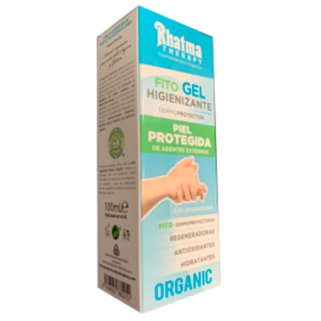 Fito-Gel Higienizante · Rhatma · 100 ml 1