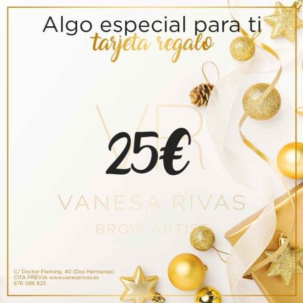 Tarjeta regalo 25€ 1
