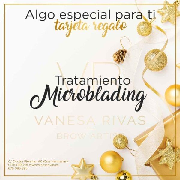 Tarjeta regalo Microblading 1